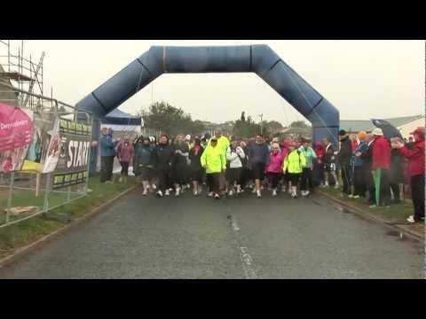 Waterside Half Marathon - 10k Walk