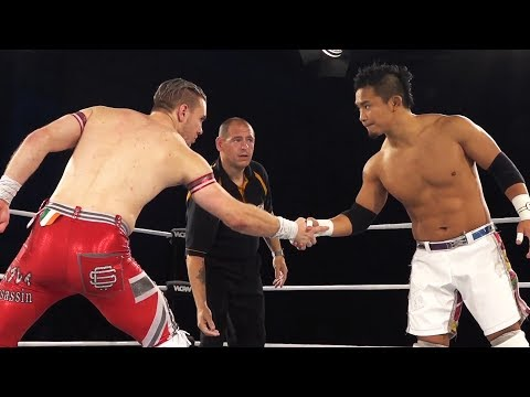 Will Ospreay vs. KUSHIDA - Pro Wrestling World Cup Final