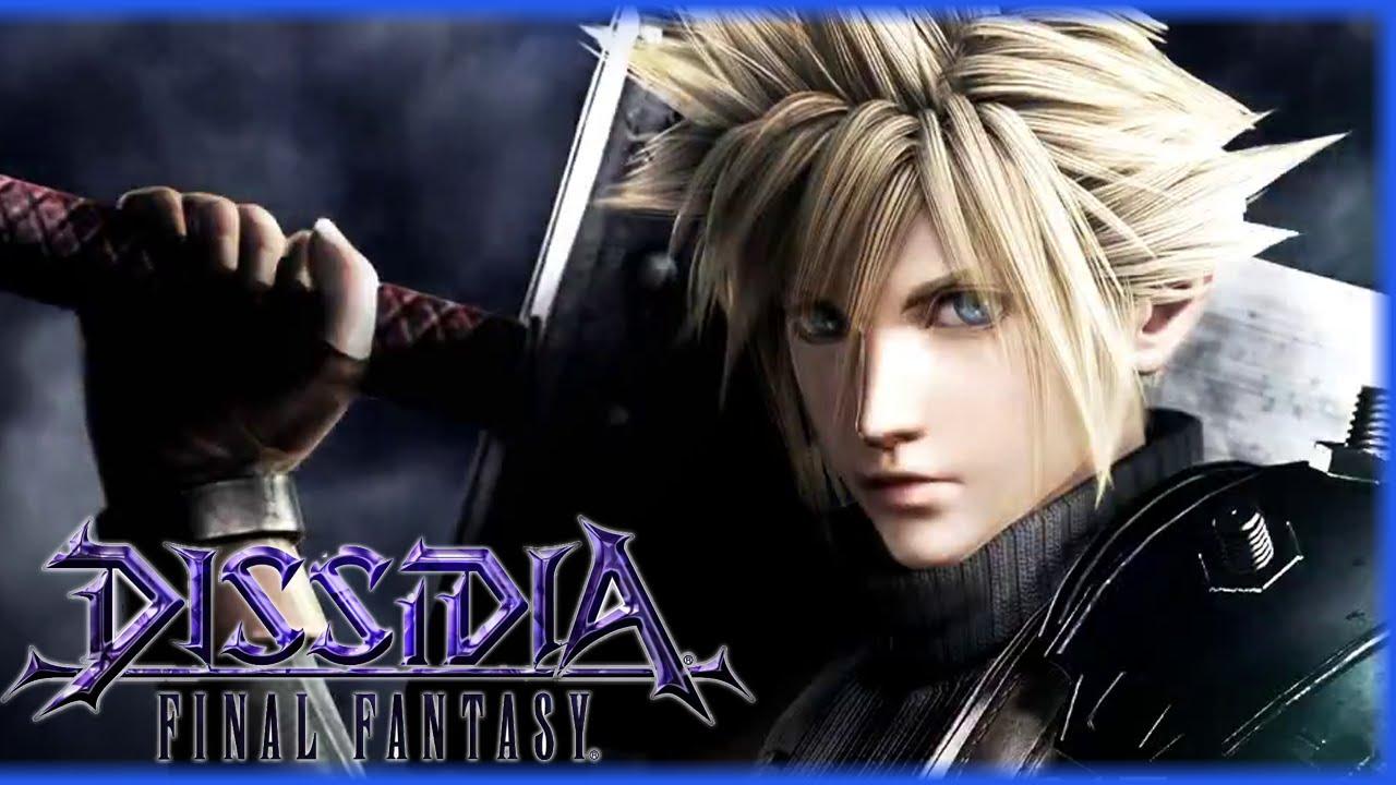 Dissidia Final Fantasy (2015) - Lightning Gameplay Live