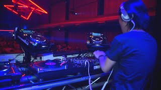 Videoset Ken Ishii @ Fabrik - CODE 103 - (Madrid/ES) - 21-02-2015
