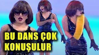 Vefa Alizade'den Çok Konuşulacak Dans Şovu!