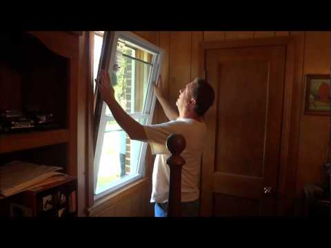 How to Window Replacement  Installation