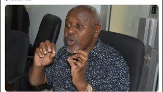 BREAKIG NEWS: NAIBU WAZIRI MAWASILIANO NA UCHUKUZI ANUSURIKA KIFO USIKU HUU