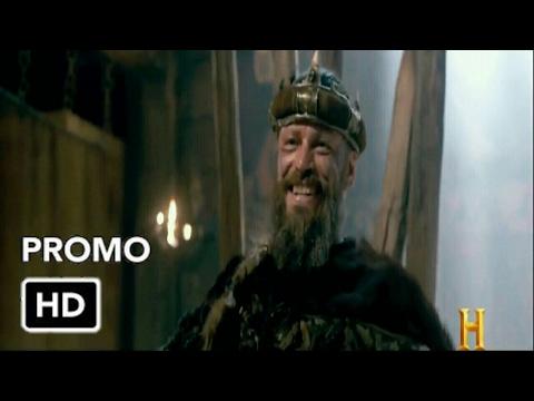Vikings 5x1 Promo Season 5 Episode 1 5x01 Trailer
