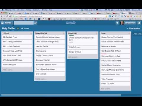 Using Trello For Online Project Management