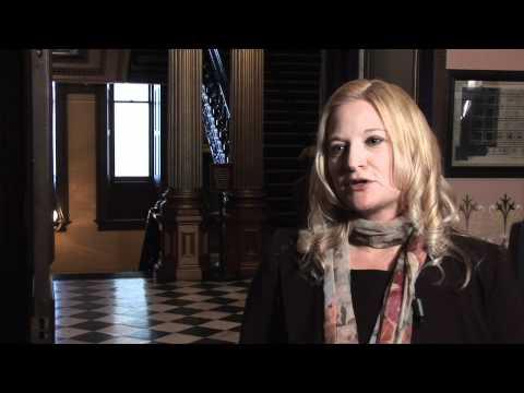 Meet Democratic State Senator Rebekah Warren