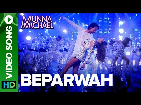 Beparwah - Video Song |Tiger Shroff, Nidhhi Agerwal...