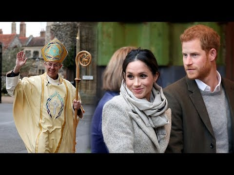 Church has dealt with Meghan Markles divorce, Archbishop of Canterbury says