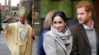 Church has 'dealt with' Meghan Markle's divorce, Archbishop of Canterbury says