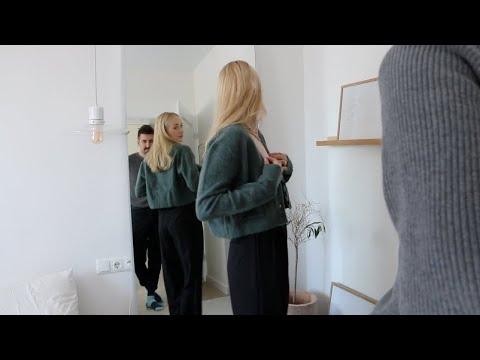 Boyfriend rates my Zara try-on haul