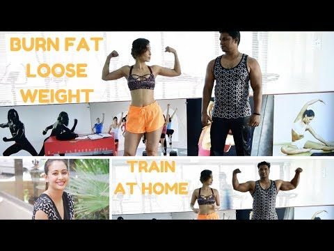 The Fitness India Show Ep 5 : WORKOUT TO LOOSE WEIGHT  , BURN FAT , FLAT STOMACH