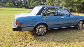 Toyota Corona Luxury Edition 1980