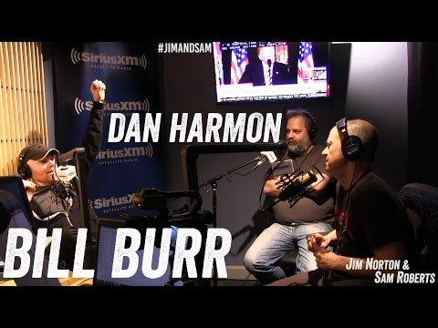 Dan Harmon & Bill Burr  Drunk Podcasting, Butt Play, Horror Films  Jim Norton & Sam Roberts