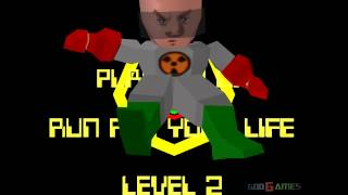 Robotron X - Gameplay PSX / PS1 / PS One / HD 720P (Epsxe)