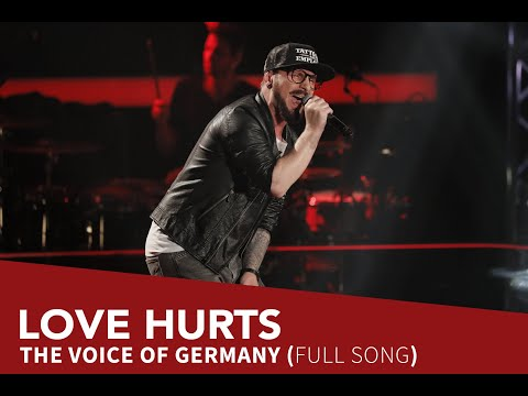 LOVE HURTS (Cover by Martis)