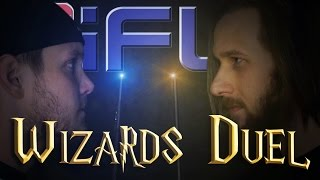 iFly Hollywood - Wizards Duel