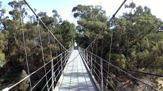 Suspension of Disbelief: Exploring the 106-Year Old Spruce Street Suspension Bridge
