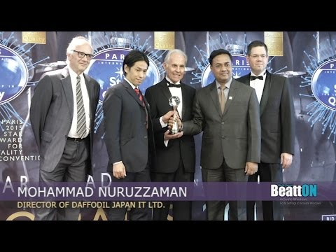 International Star For Leadership & Quality Award Paris 2015 Part 2