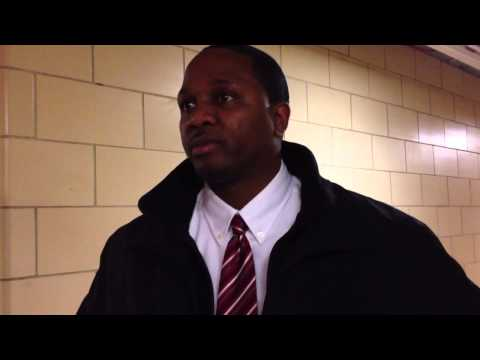 Worcester South coach Pat Williams