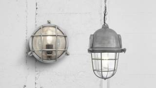 Industville Vintage Industrial Bulkhead Retro Lighting