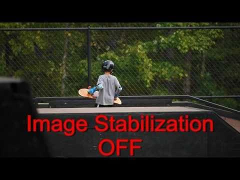Image Stabilization Demonstration