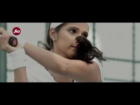 Jio - Olympics Brand film | Sania Mirza