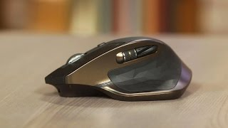Logitech MX Master Wireless: A luxury mouse for PCs and Macs