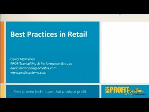 Best Practices in Retail