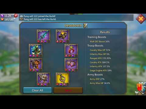 246m Lords Mobile Account For Sale.