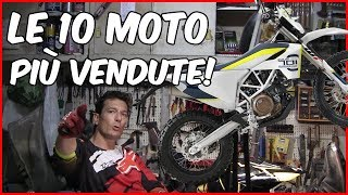 CLASSIFICA: LE 10 MOTO PIU' VENDUTE (enduro)