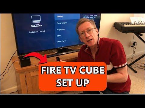 How To Setup Fire TV Cube