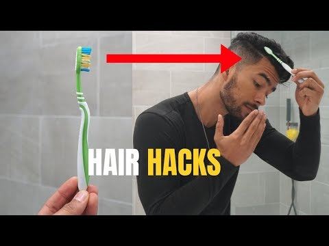 5 Hair Hacks Every Man Should Know