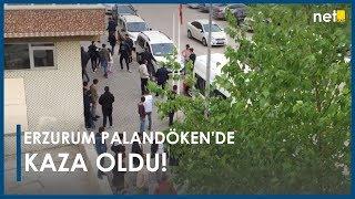 Son Dakika: Erzurum Palandöken Kayakyolu Mevkinde Kaza! Ölen yada Yaralı Yok!