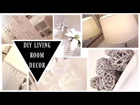 DIY Living Room Decor | Ashley Ann Baker