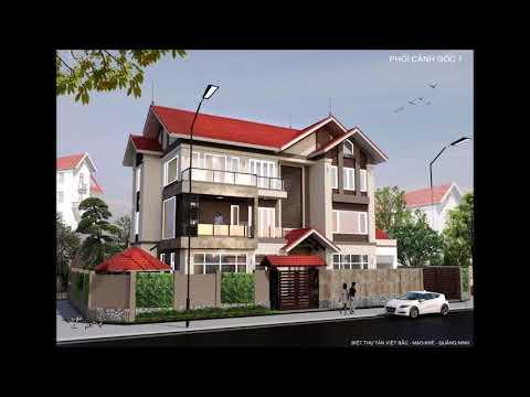 Một vài gợi ý để thiết kế biệt thự đẹp ở Quảng Ninh