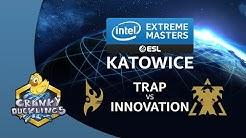 Trap vs INnoVation - PvT | IEM Katowice 2020 - Korea Server Closed Qualifier #2 | StarCraft 2