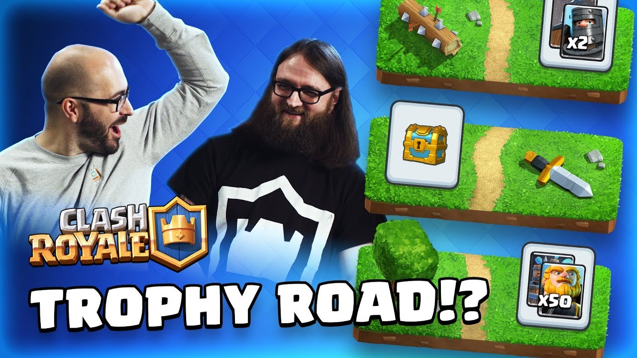 Clash Royale update LIVE: April Deck Mode revealed in new patch