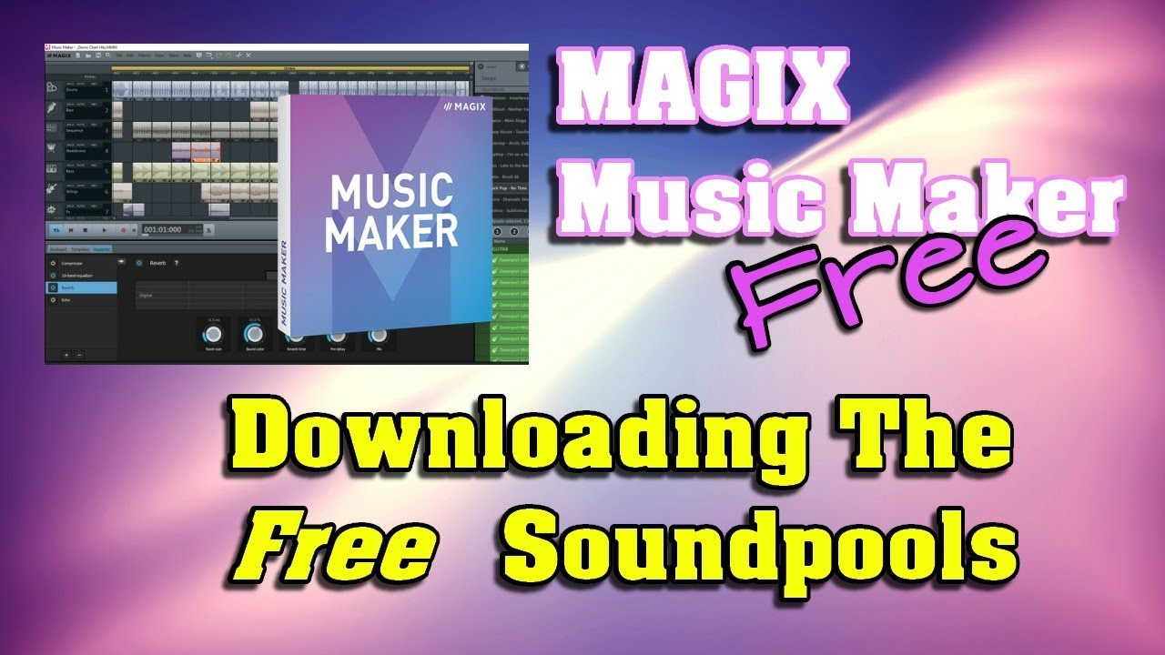 magix music maker soundpools rar