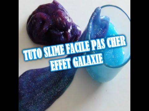 diy tuto slime pas cher sans borax avec les dosages effet galaxie clear galaxie slime how to. Black Bedroom Furniture Sets. Home Design Ideas