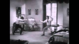 The Count of Monte Cristo(1934) - Edmond Dantès vs. Fernand Mondego
