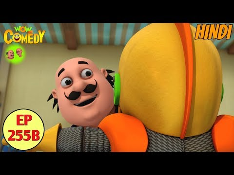 Motu Patlu in Hindi   3D Animated Cartoon Series for Kids   The Special Armour Suit