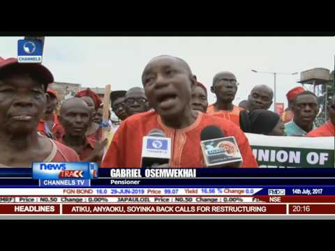 Edo Pensioners Demand Payment Of Gratuities
