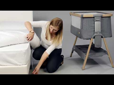 Tutti Bambini - How to use your CoZee® Bedside Crib