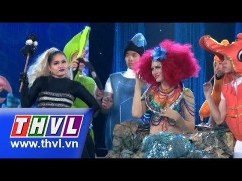 THVL | Cùng nhau tỏa sáng – Tập 3: Nàng tiên cá ngựa - Đội Divo