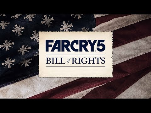 Far Cry 5: Bill of Rights Trailer | Ubisoft [NA]