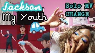 Got7 Jackson My Youth Solo Change MV Reaction.mp3