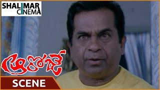 Aa Roje Movie || Brahmanandam Escaped Scene || Brahmanandam, Yashwant, Soumya || Shalimarcinema