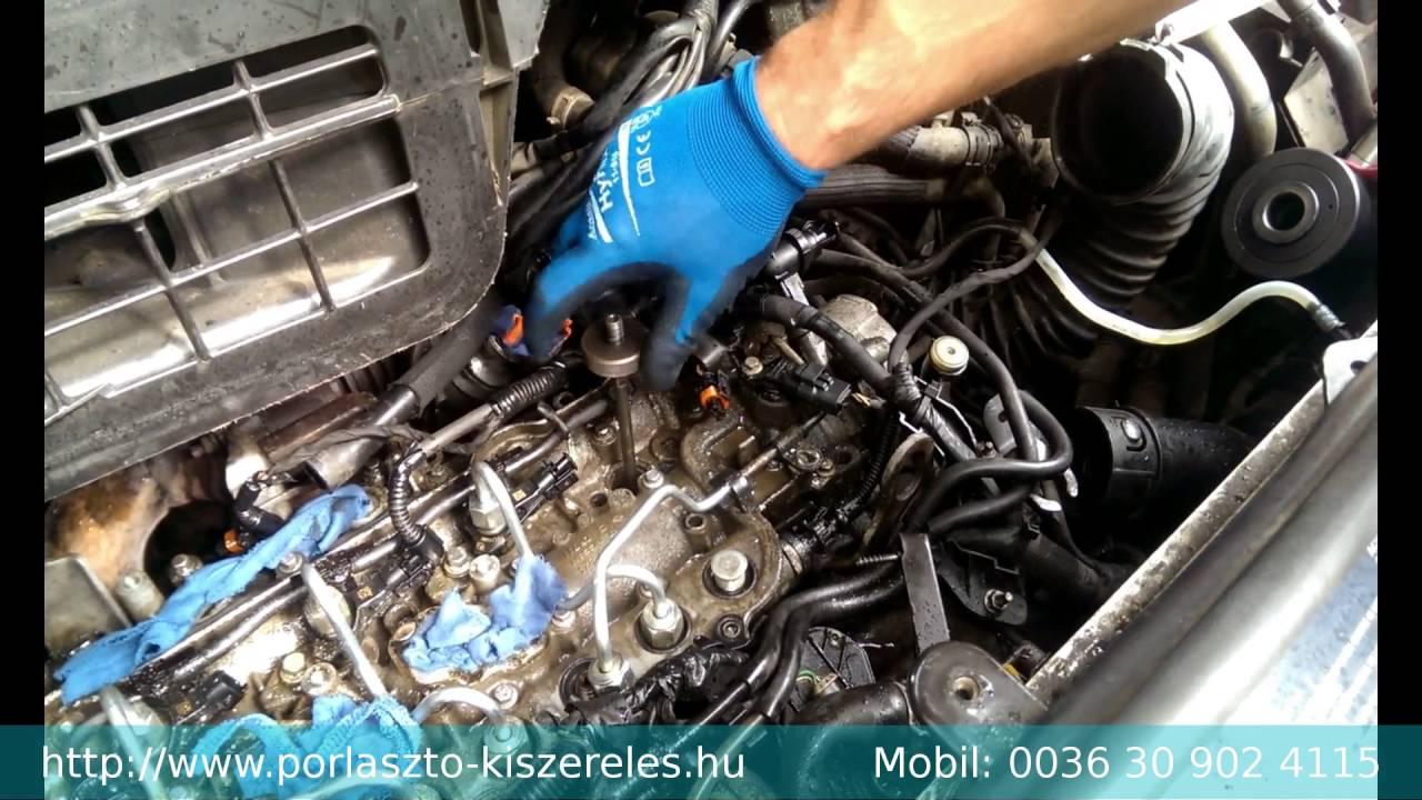 Renault Trafic 2 0 Dci M9r Berohadt Porlaszto Kihuzas