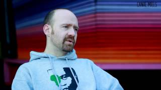 Canal Mills TV :: Mr Scruff Interview