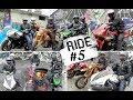Balade Moto #5 | La Folle équipe !
